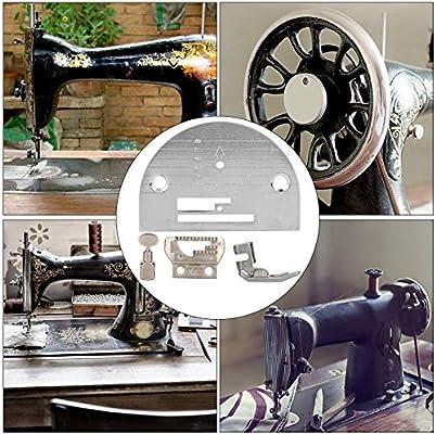 Piezas de la máquina de coser, MAGT Máquina de coser anticuada de ...
