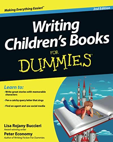Writing Children's Books For Dummies, 2nd - Childrens Writing