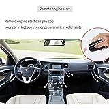 EASYGUARD EC002-HY-NS Smart Key PKE car Alarm