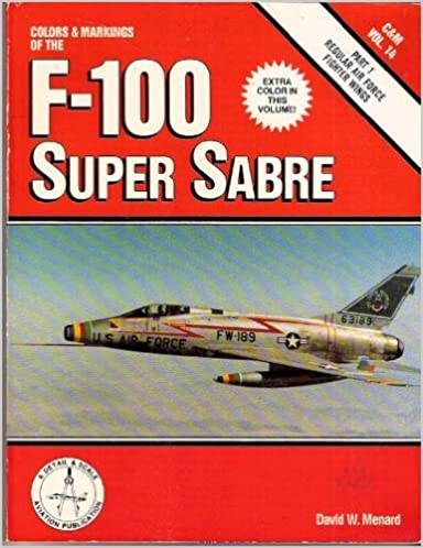 Image result for colors and markings of the super sabre part 2