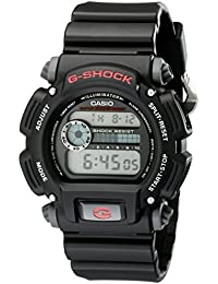 G-shock DW9052-1V Men's Black Resin Sport Watch