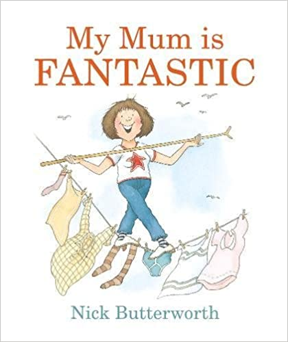 Book My Mum Is Fantastic