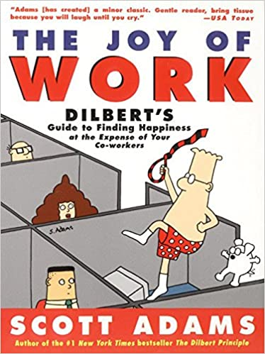 Dilbert author