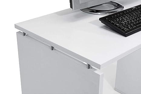 TopKit 5214BL Mesa de Escritorio Burgos 5214 con cajón y ...