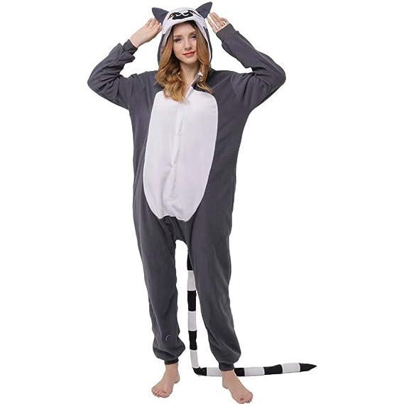 super popular website for discount new concept Amooy DiZi Adulte Costume Animal Pyjamas - Combinaison ...