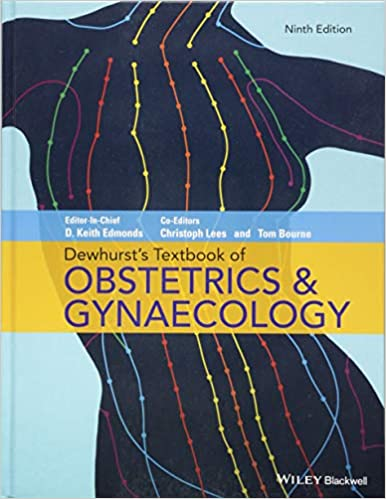 Dewhurst's textbook of obstetrics and gynaecology, 8th edition.