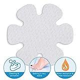 NORACLAN Bathtub Stickers Non-Slip, 25 PCS Adhesive