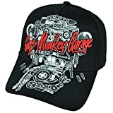 Gas Monkey Garage Hat Best Deals - Gas Monkey Garage Snapback TV Shows Automobile Mechanic Cars Black Hat Cap Brand