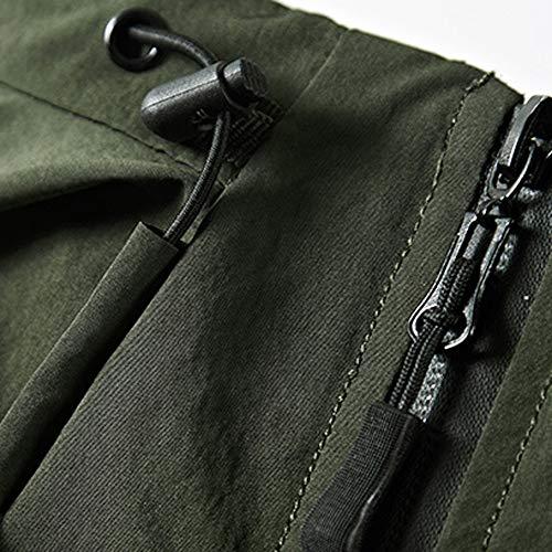Pervobs Lined Warm Pocket Coat Jacket Outerwear