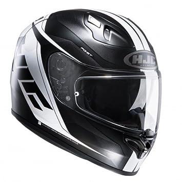 HJC 12727506 Casco de Moto, Crono, Talla XS