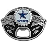 dallas cowboy trailer hitch cover - NFL Dallas Cowboys Tailgater Buckle