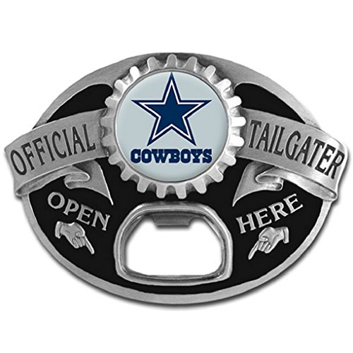 NFL Dallas Cowboys Tailgater Buckle - Fan Belt Buckle