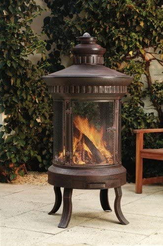 ACTIVA Feuerstelle Meran Terrassenfeuer