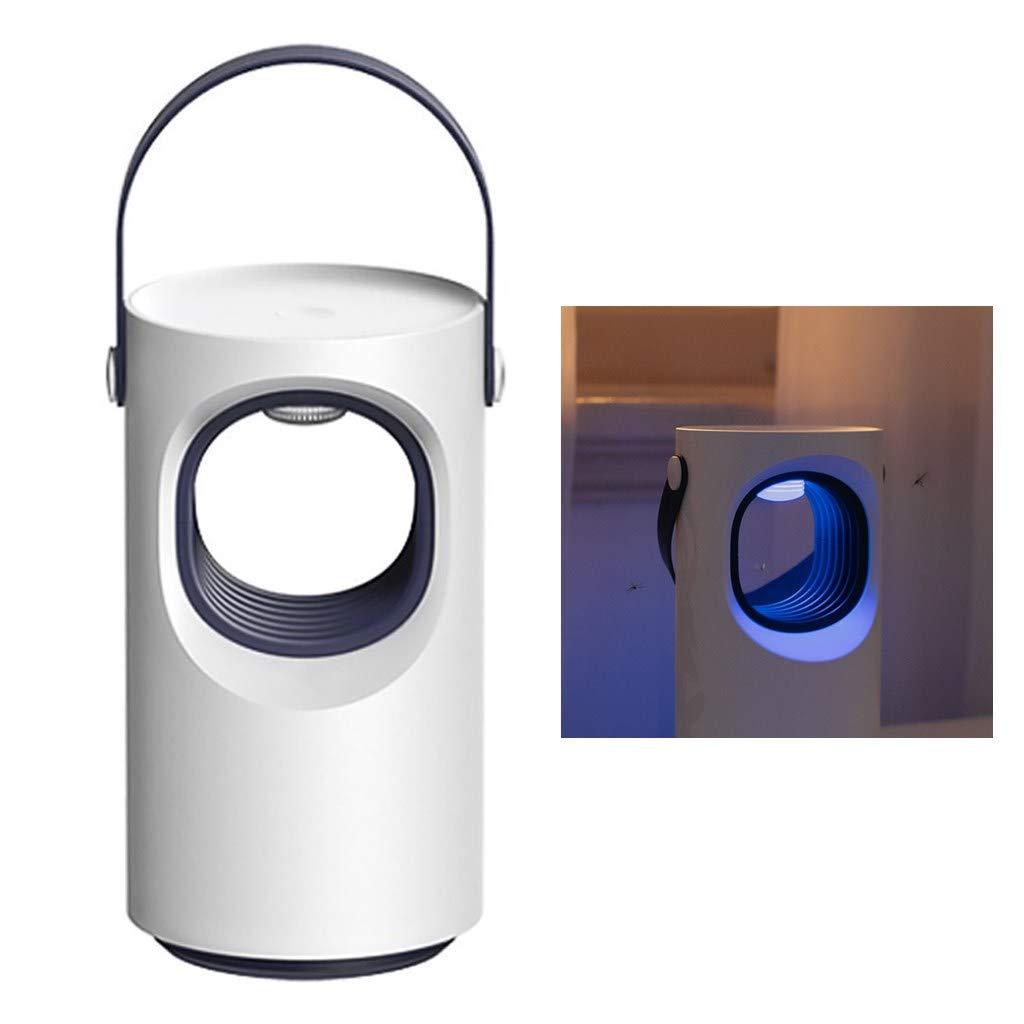 MRXUE Elettronico Repellente zanzara Lampada otticamente Controllato Anti-zanzara Luce Senza Radiazioni Mute USB Alimentato Insetto Fly inalatore Catcher per Il Bambino Incinta