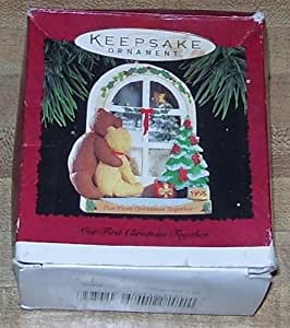 Hallmark Keepsake Ornament 1995 Our First Christmas Together