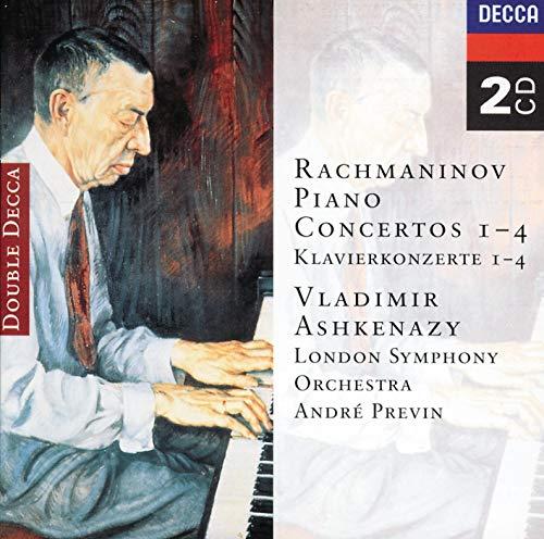 Rachmaninov: Piano Concertos 1-4 (Rachmaninov Symphony 2 Best Recording)