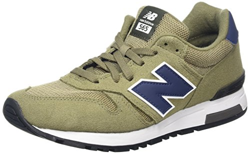 New Balance Ml565v1, Sneaker Uomo Verde (Green)