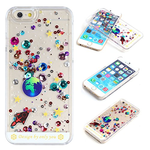 Liquid Star case for 6S