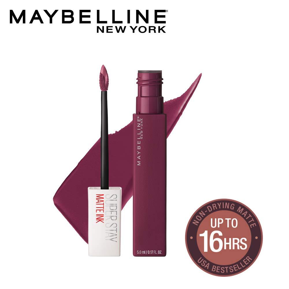 Maybelline-New-York-Super-Stay-Matte-Ink-Liquid-Lipstick thumbnail 39