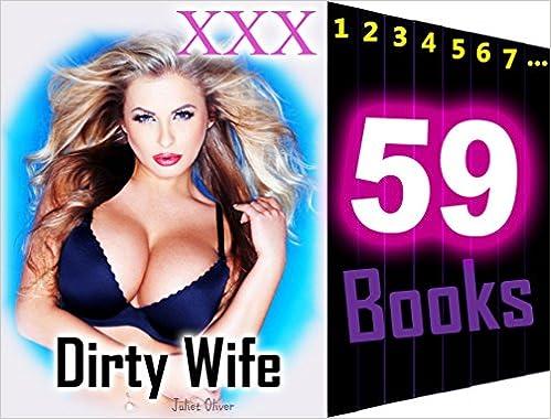 TABOO: Dirty Wife Box Set: 59 Erotica Books MEGA Bundle: