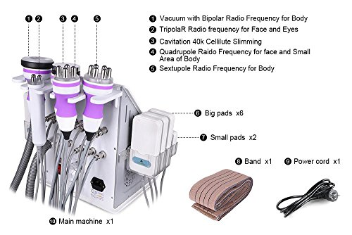 Gizmo Supply 6 in 1 Radio Frequency 2.0 Machine by Gizmo Supply Co (Image #6)