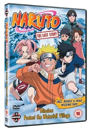 Naruto - The Lost Story [Reino Unido] [DVD]: Amazon.es ...
