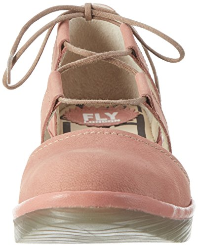 Mujer as Rosa Fly Zapatos 023 Cu London Rose P500532019 Rose de BB7aq