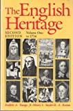 The English Heritage Vol. 1 : To 1714, Youngs, Frederic A., Jr. and Snyder, Henry L., 0882733605