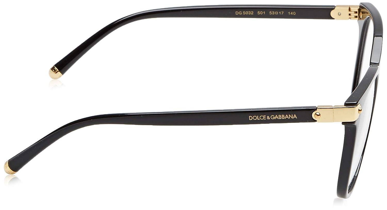 Dolce /& Gabbana 5032 VISTA Vista-Halterungen Damen