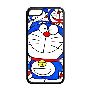 Diy iPhone 6 plus FEEL.Q- Cartoon Animation Doraemon Stand By Me iPhone 6 plus Hard Rubber Case