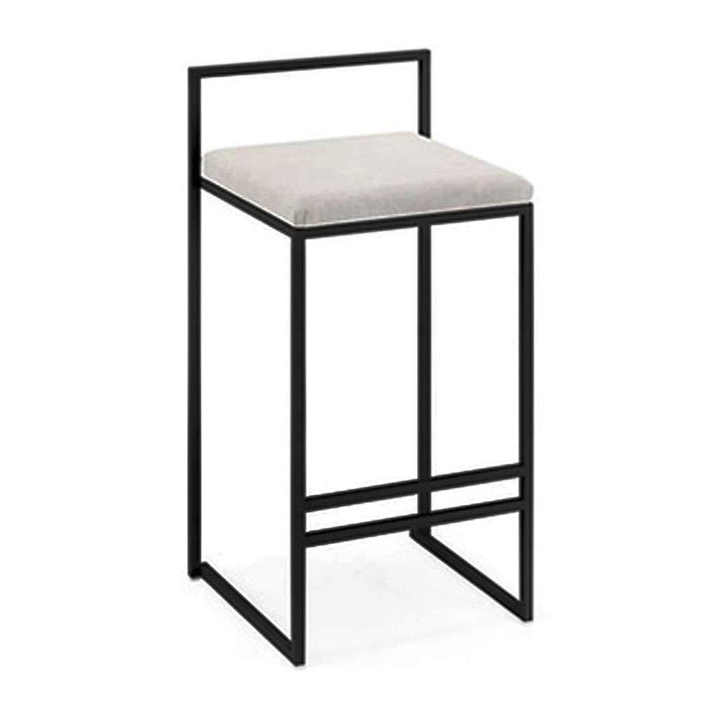 Amazon.com: Taburete de bar para desayuno, silla de ...