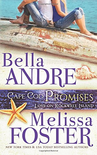 book cover of Cape Cod Promises