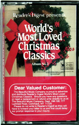 Reader's Digest Presents World's Most Loved Christmas Classics, Album No. 2