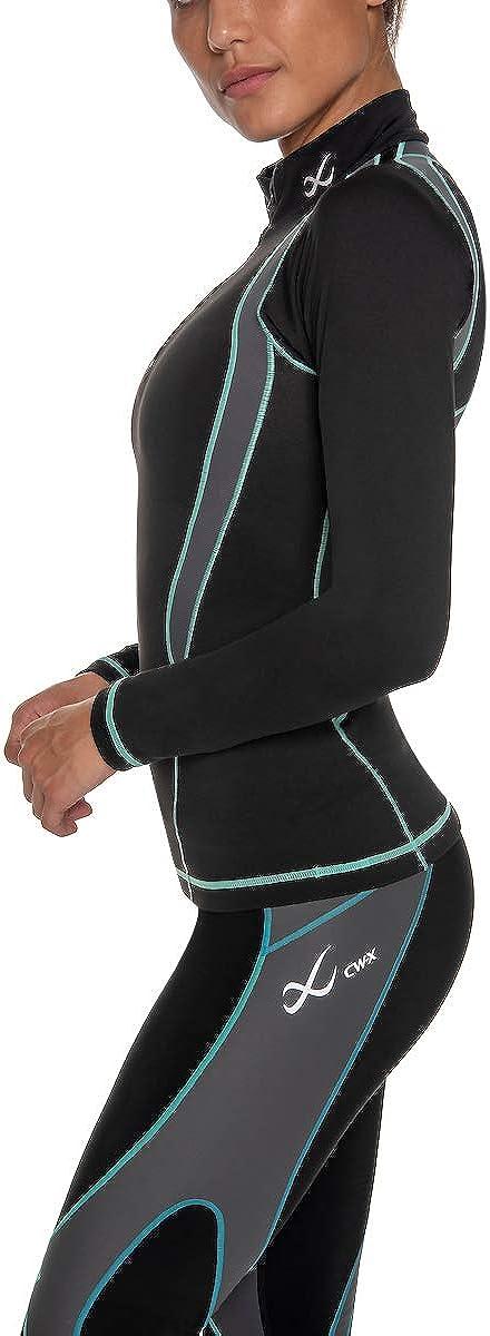 CW-X Womens Long Sleeve Insulator Web Top