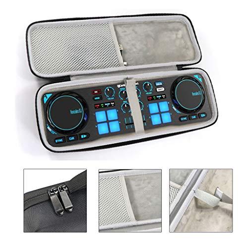 (Sodoop Portable DJ Controller Travel Bag for Hercules DJControl Compact Portable DJ Controller, Co2crea Hard Travel Case)