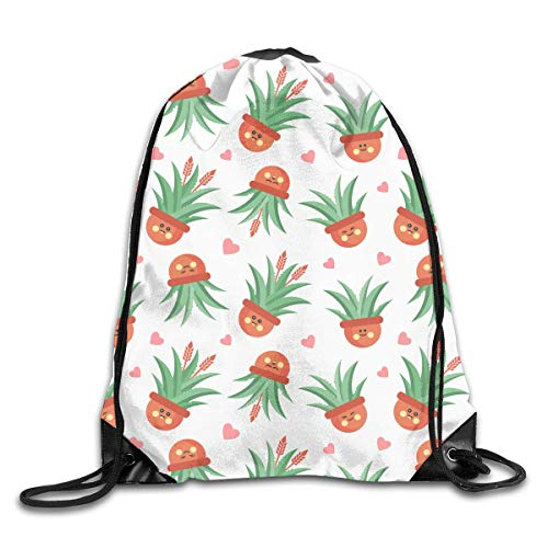 n Drawstring Bag for Traveling Or Shopping Casual Daypacks School Bags Backpack Gym ()