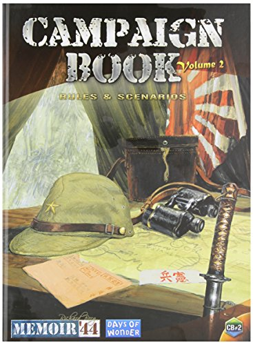 Memoir '44: Campaign Book Volume Two Expansion