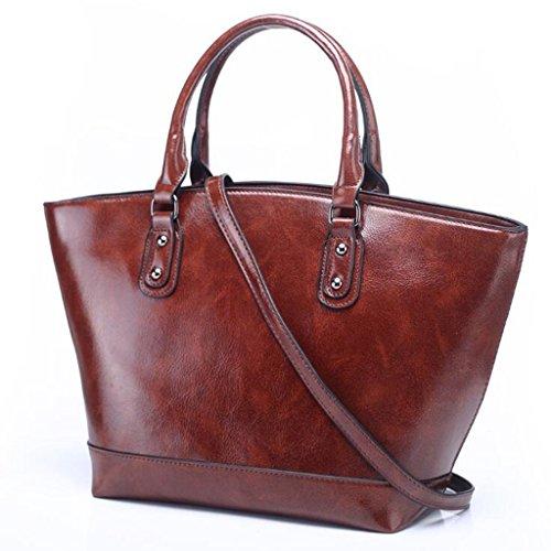 Stati Tote Shoulder The Bags Bag spessore 26cm e Europa Uniti 25cm Borgogna Fashion Package larghezza 44cm altezza 15cm dimensioni Wild Messenger grr0zI