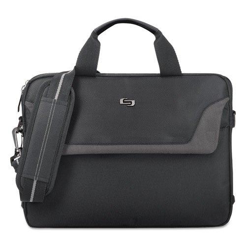 United States Luggage cla1124 ProスリムBrief、14.1quot ;、14 x 2 x 11、ブラック B00Q4LCF0W