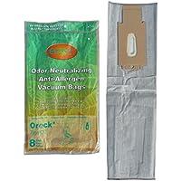 8 Oreck Type CC Upright XL HEPA Vacuum Cleaner Bags