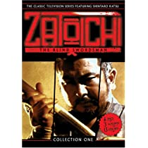 Zatoichi Collection One  (Volumes 1-3, Eps. 1-13)
