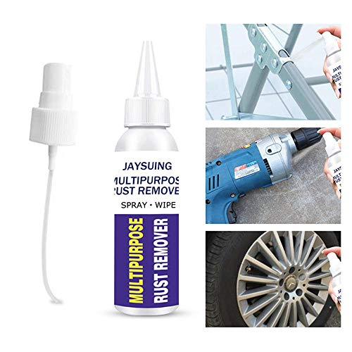 Rust Remover, OOOUSE Metal Lubricant, Corrosion Inhibitor Prevents Fading and Deterioration, Anti Corrosion and Anti Rust For Metal Parts, Rollers, Door Hinges and Brake Parts