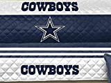 NFL Dallas Cowboys Sofa Couch Reversible