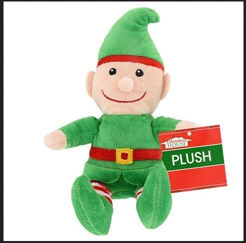 Soft Plush Adorable (Christmas Elf. Adorable and Soft!)