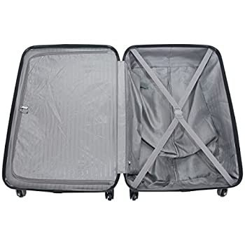 "Kenneth Cole Reaction Out Of Bounds Abs 4-wheel Luggage 2-piece Set 20"" & 28"" Sizes, Magenta 3"