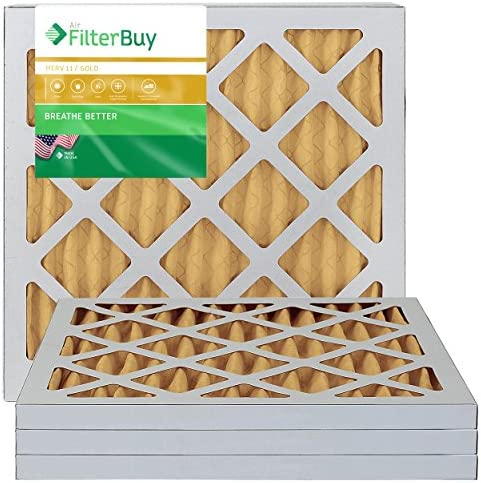 FilterBuy 10x10x1 Pleated Furnace Filters product image