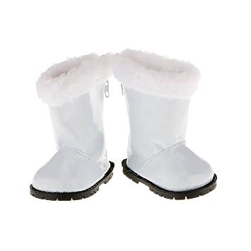 stivali pelliccia bianchi in vendita Scarpe | eBay