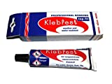 RENIA Made in Germany KLEBFEST Professional Bonding 60 gr. tube adhesive glue for: Leather, Rubber, poro, PUR,TR, felt etc.