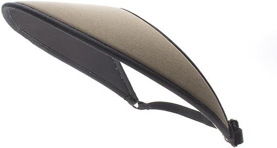 No Headache Lites Adjustable Pattern Sport Sun Visor