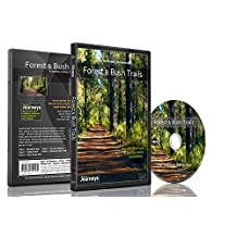 Fitness Journeys - Forest and Bush Trails , for indoor walking, treadmill and cycling workouts